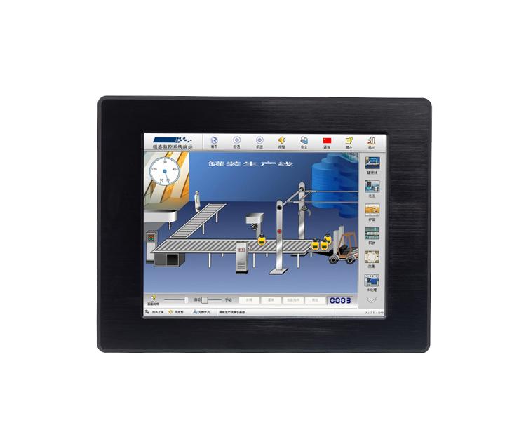 10.4寸工业显示器 YJPC-104