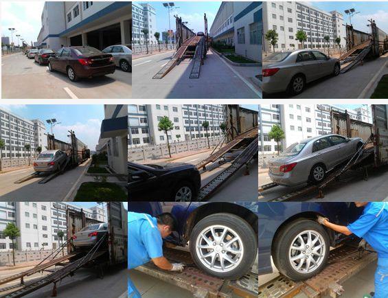 成都到新疆轿车托运几天运费怎么算