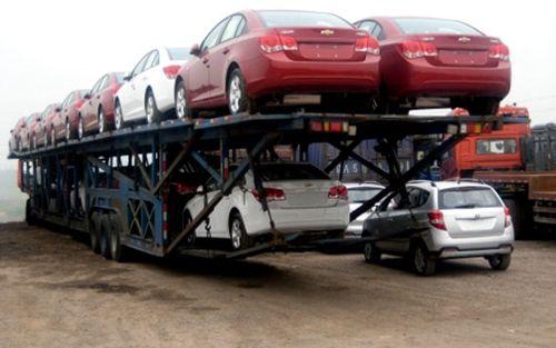 成都到克拉玛依小轿车托运费用