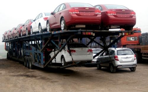 成都到阿克苏轿车托运几天到货,费用怎么算