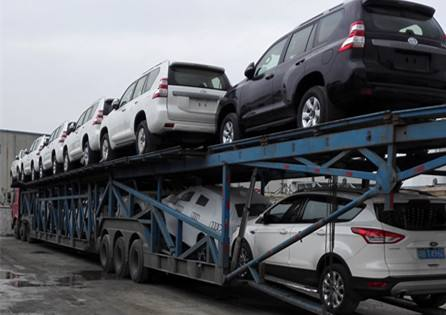 成都到石河子市私家轿车托运几天到货费用怎么算