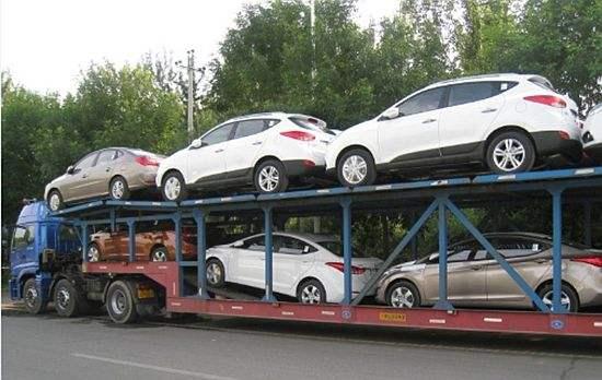 成都到合肥市托運一臺轎車費用怎么算