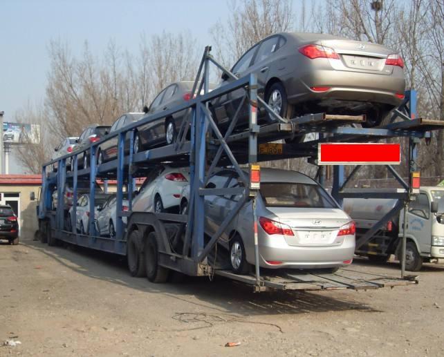 成都到鄭州托運一臺轎車費用怎么算