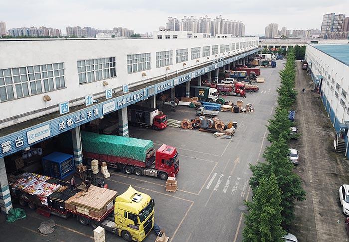 成都到上海货运物流公司
