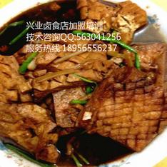 兴业卤豆腐干的做法