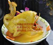卤菜加盟秘方清蒸草鸡培训熟食做法