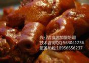熟食培训秘方熏猪头肉加盟卤菜做法