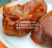 加盟卤菜秘方卤牛肉培训熟食做法