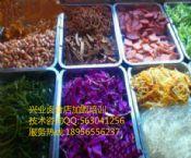 加盟熟食调味卤蔬菜培训卤菜做法