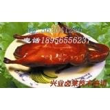 培训安徽红皮烤鸭老牌店加盟