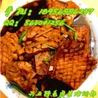 培训熟食卤豆腐干加盟调味料