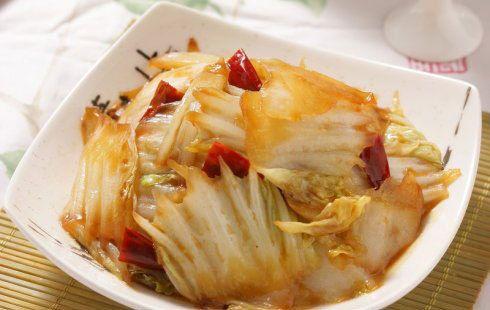 醋溜白菜家常做法加盟熟食配方的做法卤菜实体店培训
