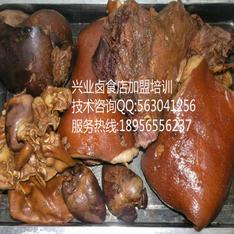 加盟熟食制作酱货培训配方