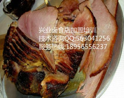煮特色熟食配料加盟熏肉培训