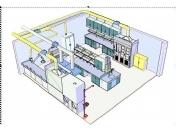 药厂化验室