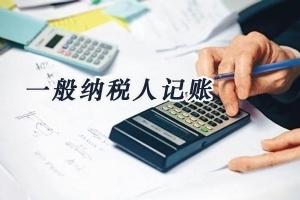 一般纳税人代理记账(一年)