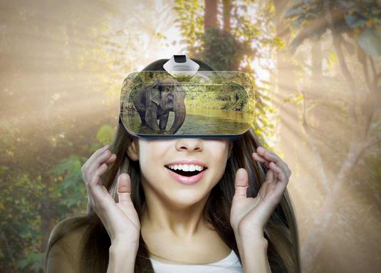 VR技术及航拍