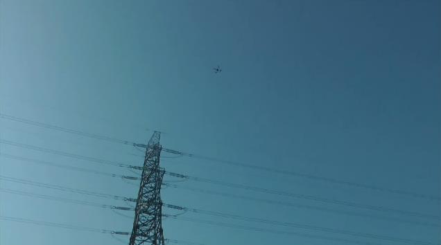 海南撰云空间无人机应用于电力巡检的解决方案及效益分析