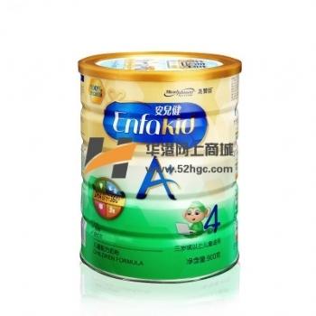 香港美赞臣A+4奶粉900G
