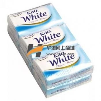 日本花王香皂130G*3