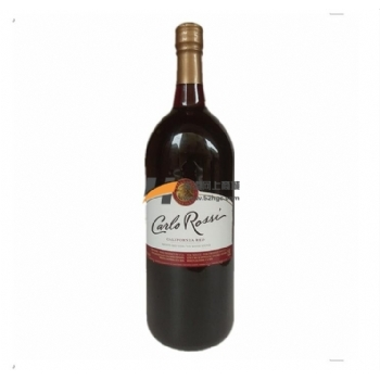 美国加州乐事干红葡萄酒1.5L高瓶装