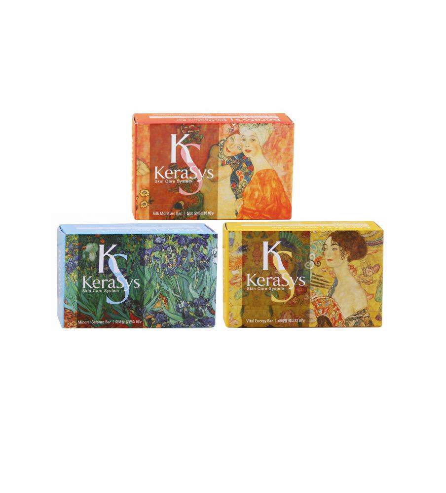 韩国Kerasys卡莱丝香皂100G