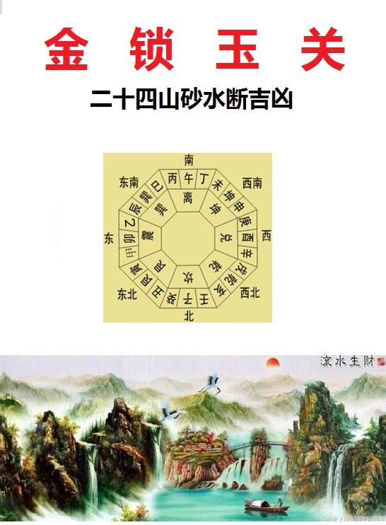 《金锁玉关》教学资料简介