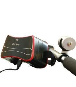浑浊水下摄影机