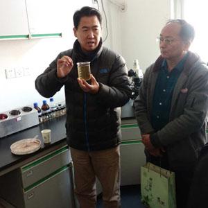 我司与即墨田横地区南美白对虾工厂化养殖企业达成了合作意向,由中国水产科学研究院黄海水产研究所提供技术支持