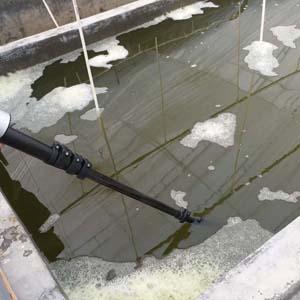 浑浊水下摄影机的实际应用