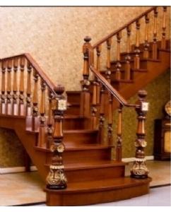 尚仟實木樓梯