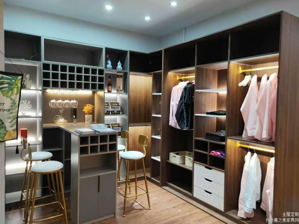 为什么长沙全屋定制比成品衣柜价格高?
