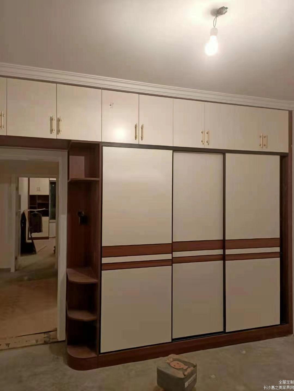 长沙山水香颐全屋定制家具案例实拍图!