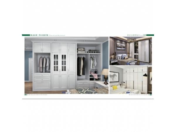 板式系列—衣柜定制