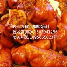 卤菜创业酱肉密制卤猪头肉配方