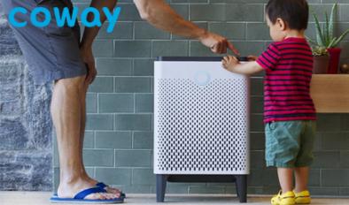 在2021 CES备受关注的空气净化器,Coway