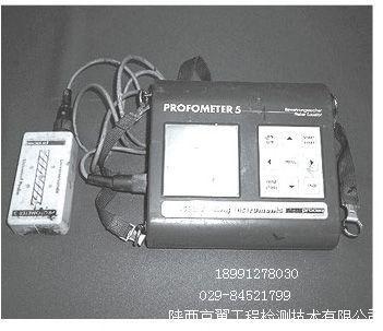 PF5型钢筋位置和直径测定仪