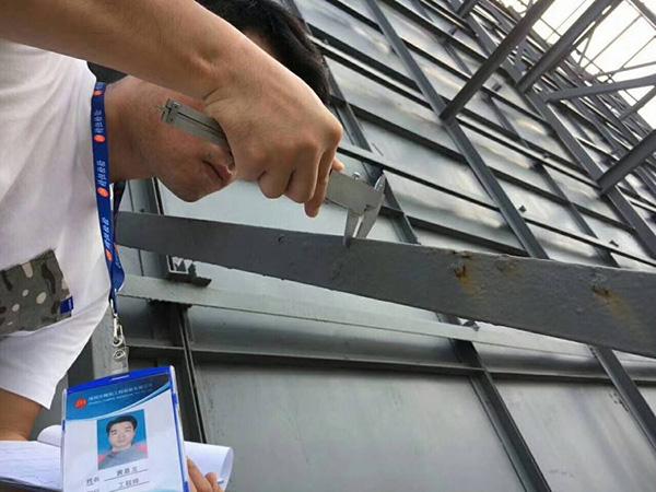 鋼結構戶外廣告牌檢測內容和檢測規範有哪些?