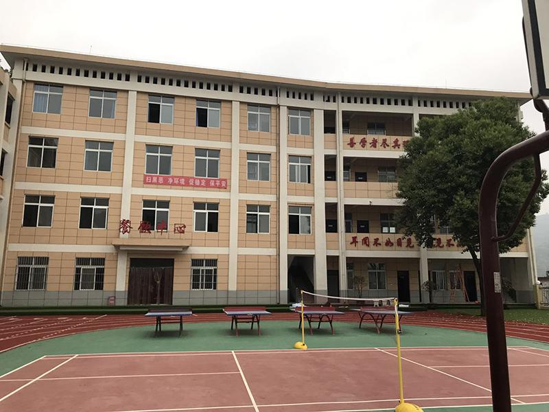 安康**小学房屋检测—陕西京翼房屋检测机构