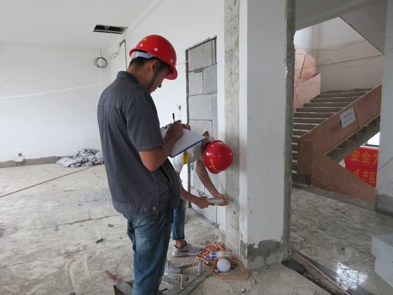 做好房屋抗震安全检测,安全无忧