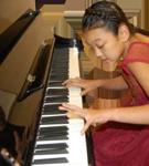 钢琴演奏一