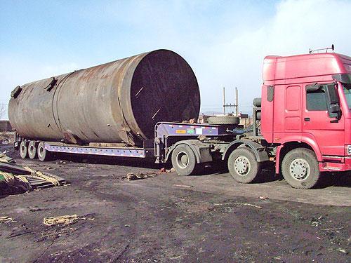 成都到米林物流公司-设备运输