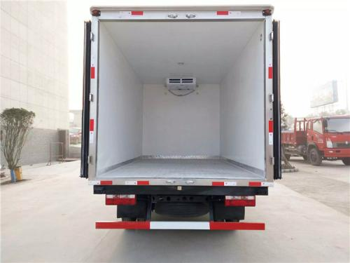 成都到林芝物流公司-冷藏车车型