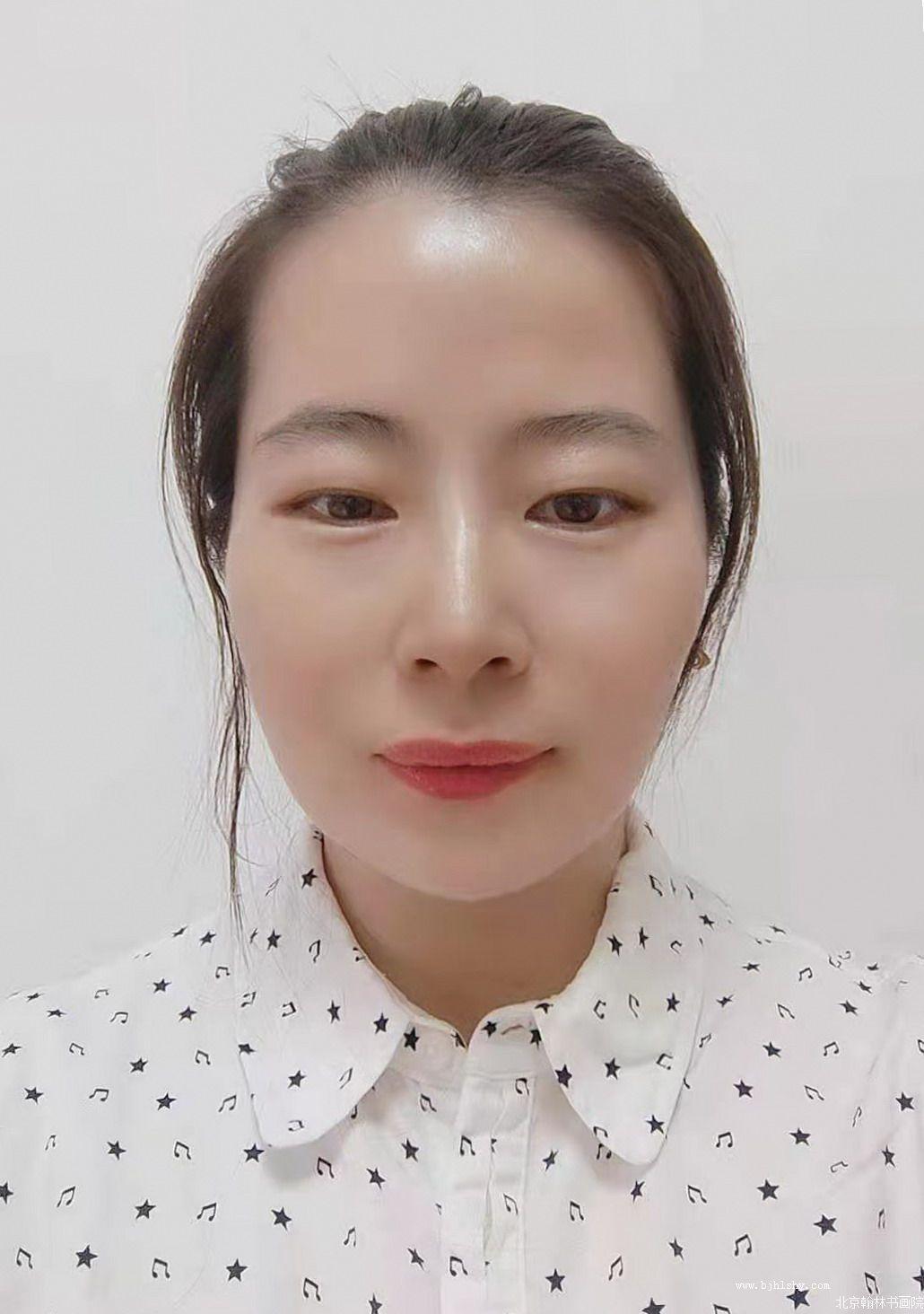 杨金秋,北京翰林书画院三河分院副院长