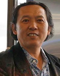 唐中文,翰林院历史书法艺术传承人