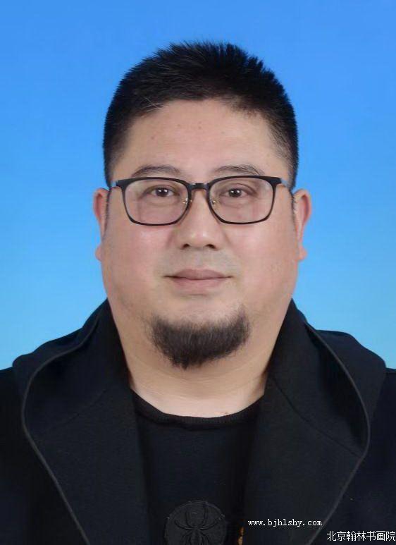 吴熙明,翰林院历史国画艺术传承人