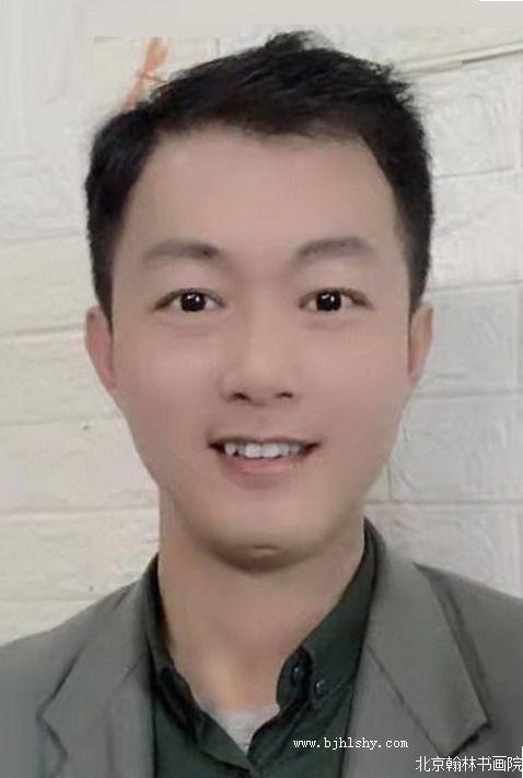 陈少平,北京翰林书画院广东潮汕分院理事