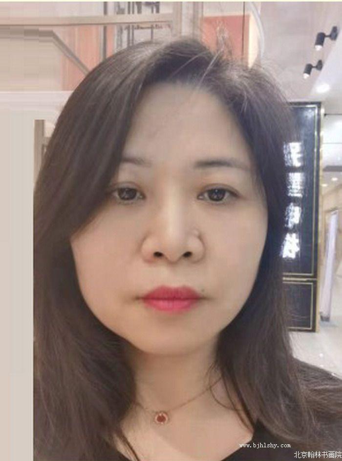 陈雪娟,北京翰林书画院广东潮汕分院副秘书长