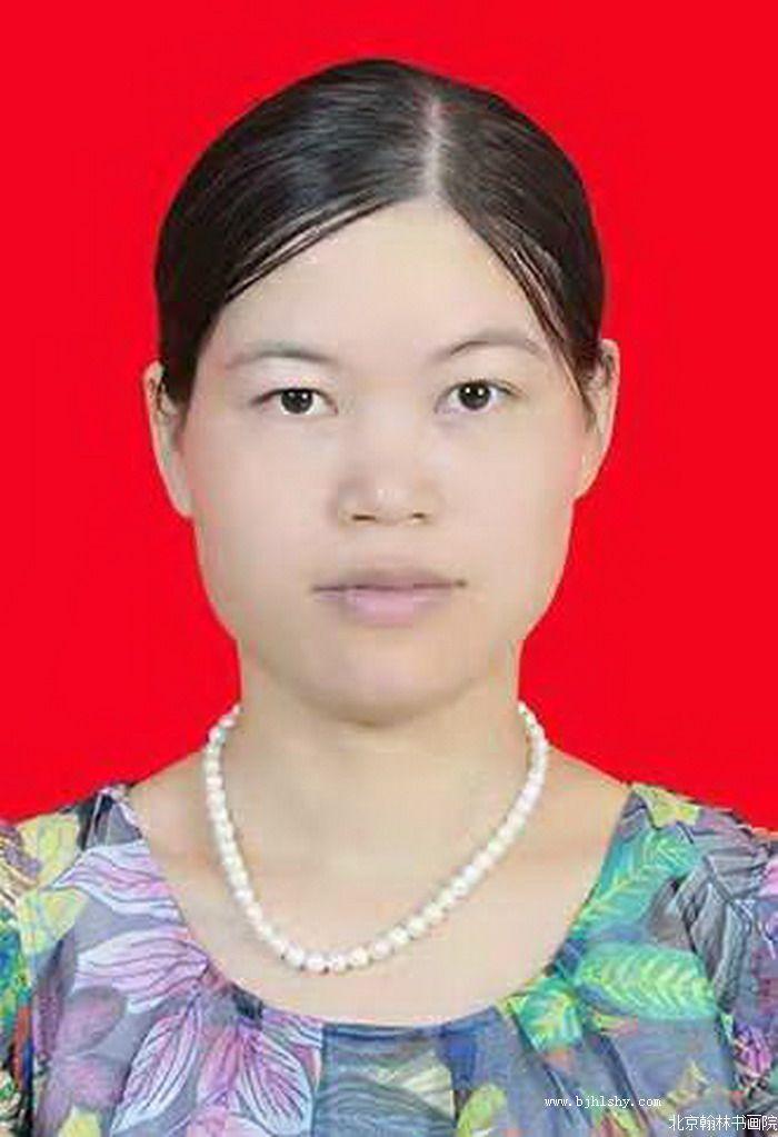 胡晓芳,北京翰林书画院芳黛书画院院长